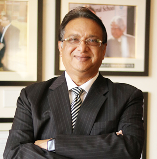The Founder, Chairman & Mentor